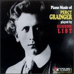 Piano Music of Percy Grainger