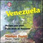 Piano Music of Venezuela