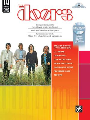 Piano Play-Along -- The Doors: Piano/Vocal, Book & DVD-ROM - Doors