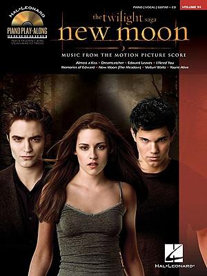 Piano Play-Along: Volume 94: The Twilight Saga - New Moon Film Score -