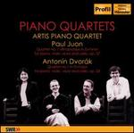 Piano Quartets by Paul Juon & Antonín Dvorák