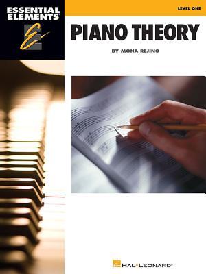 Piano Theory, Level 1 - Rejino, Mona