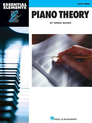 Piano Theory, Level 3 - Rejino, Mona