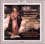 Piccinni: Salve Regina; Dixit Dominus