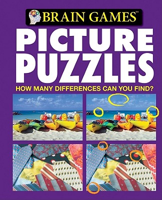 Picture Puzzles - Publications International Ltd, and Brain Games
