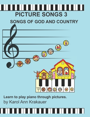 Picture Songs 3: Songs of God and Country - Krakauer, Karol Ann