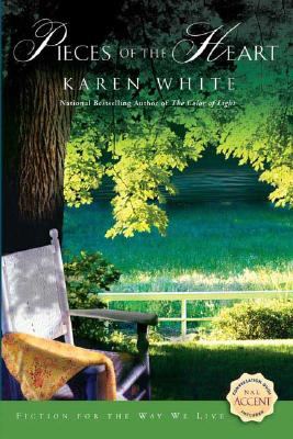 Pieces of the Heart - White, Karen