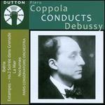 Piero Coppola conducts Debussy