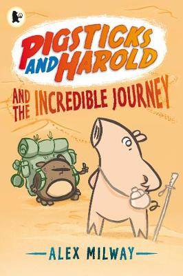 Pigsticks and Harold and the Incredible Journey -