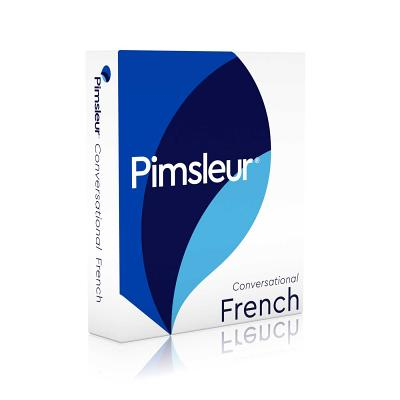 Pimsleur French Conversational Course - Level 1 Lessons 1-16 CD: Learn to Speak and Understand French with Pimsleur Language Programs - Pimsleur