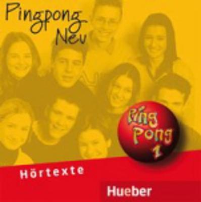 Pingpong Neu: Cds Zum Lehrbuch 1 (2) -