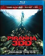 Piranha 3DD [Blu-ray/DVD] [3D]