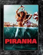 Piranha [Blu-ray/DVD] [Steelbook]