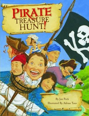 Pirate Treasure Hunt! - Peck, Jan