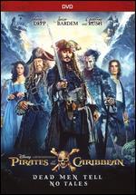 Pirates of the Caribbean: Dead Men Tell No Tales - Espen Sandberg; Joachim Rønning