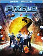 Pixels [Blu-ray/DVD]