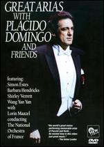 Placido Domingo: Great Arias with Placido Domingo & Friends