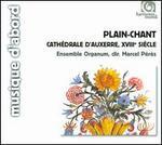 Plain-Chant from Cathédrale d'Auxerre, XVIII siècle
