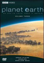Planet Earth, Vol. 3: Great Plains/Jungles/Shallow Seas [WS]