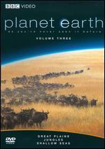 Planet Earth, Vol. 3: Great Plains/Jungles/Shallow Seas [WS]