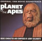 Planet of the Apes [Original 1968 Soundtrack] [Intercontinental] - Jerry Goldsmith