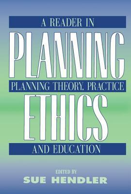 Planning Ethics - Hendler, Sue