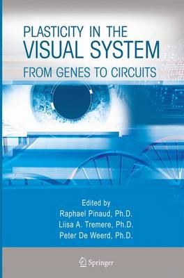 Plasticity in the Visual System: From Genes to Circuits - Pinaud, Raphael (Editor), and Tremere, Liisa A (Editor), and de Weerd, Peter (Editor)
