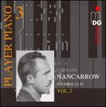 Player Piano 3: Conlon Nancarrow Vol. 2 - Studies 13-32