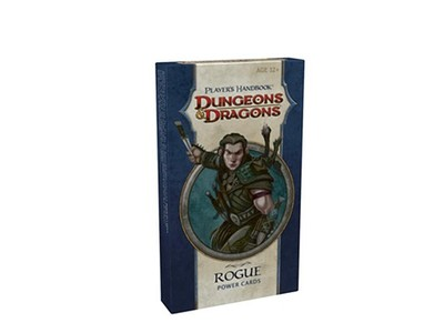 Player's Handbook - Rogue Power Cards: A 4th Edition D&d Accessory - Wizards RPG Team (Designer)