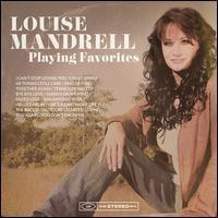 Playing Favorites - Louise Mandrell