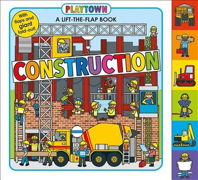 Playtown: Construction - Priddy, Roger