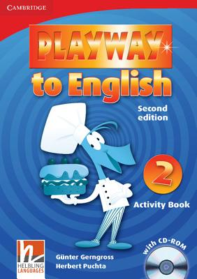 Playway to English Level 2 Activity Book - Gerngross, Gunter, and Puchta, Herbert