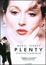 Plenty - Fred Schepisi