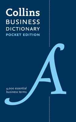 Pocket Business English Dictionary - Collins Dictionaries