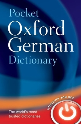 Pocket Oxford German Dictionary - Clark, M (Editor)