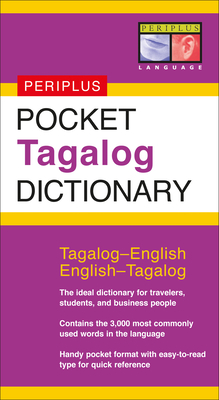 Pocket Tagalog Dictionary: Tagalog-English English-Tagalog - Perdon, Renato