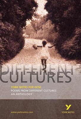 Poems from Different Cultures and Traditions: York Notes for GCSE - Pascoe, Paul