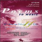 Poems to Music