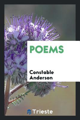 Poems - Anderson, Constable