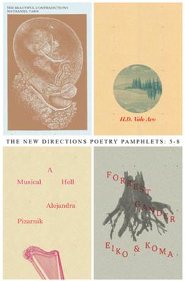 Poetry Pamphlets 5-8 - Doolittle, Hilda, and Gander, Forrest, and Tarn, Nathaniel