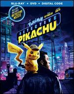 Pokémon Detective Pikachu [Includes Digital Copy] [Blu-ray/DVD]