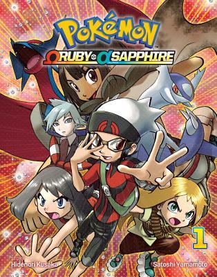 Pokemon Omega Ruby Alpha Sapphire, Vol. 1 - Kusaka, Hidenori (Other primary creator)
