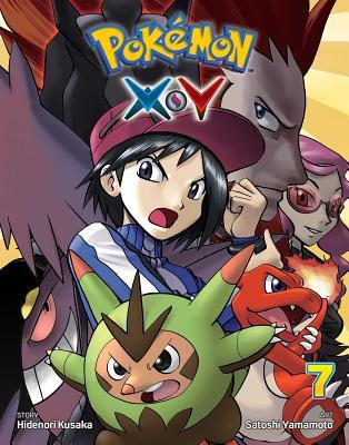 Pokemon XY, Vol. 7 - Yamamoto, Satoshi (Artist), and Kusaka, Hidenori