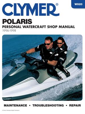 Polaris Personal Watercraft 96-98 - Penton