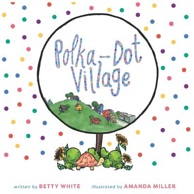 Polka-Dot Village - White, Betty