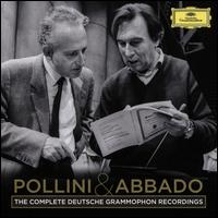 Pollini & Abbado: The Complete Deutsche Grammophon Recordings - Andreas Esders (tenor); Elisabeth Mach (alto); Gabriele Lechner (soprano); Gerhard Eder (bass); Gretchen Eder (soprano);...