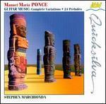 Ponce: Guitar Music