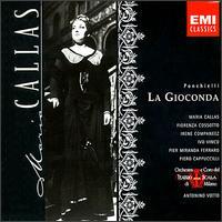 Ponchielli: La Gioconda - Aldo Biffi (vocals); Bonaldo Giaiotti (vocals); Carlo Forti (vocals); Fiorenza Cossotto (vocals); Irene Companez (vocals);...
