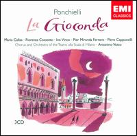 Ponchielli: La Gioconda - Aldo Biffi (vocals); Carlo Forti (vocals); Fiorenza Cossotto (vocals); Irene Companez (vocals); Ivo Vinco (vocals);...