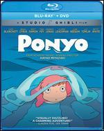 Ponyo [Blu-ray/DVD] [2 Discs] - Hayao Miyazaki